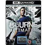 The Bourne Ultimatum (4K UHD Blu-ray + Blu-ray + Digital Download) [2007]